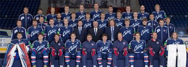"""Хоккейный клуб """"Сибирь"""" Новосибирск: сайт болельщиков: http://nsk-sibir.narod.ru/"""
